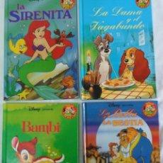 Libros: 22 CUENTOS DE DISNEY +10 CUENTOS BARRIO SESAMO + 2 MAS. Lote 155458406