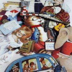 Libros: LOTE 9 CUENTOS FERRANDIZ. Lote 155607994