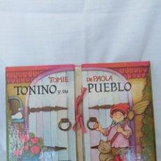 Libros: TONINO Y SU PUEBLO . Lote 155802746