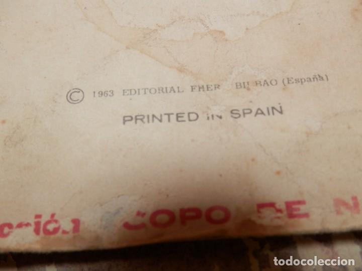 Libros: EL SARGENTO BILL. EDIT FHER 1963 VER TODAS LAS FOTOS. - Foto 3 - 156985746