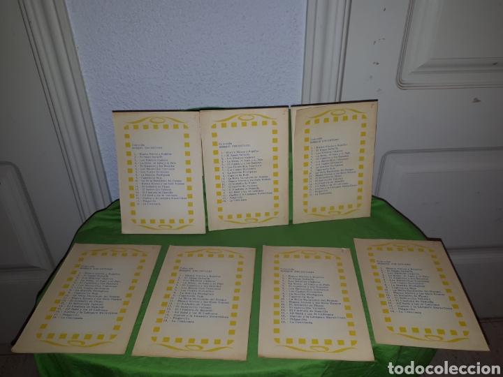 Libros: Lote cuentos COLECCION BOSQUE ENCANTADO ILUSTRACIONES A . IBARRA COMO NUEVOS - Foto 4 - 157954864