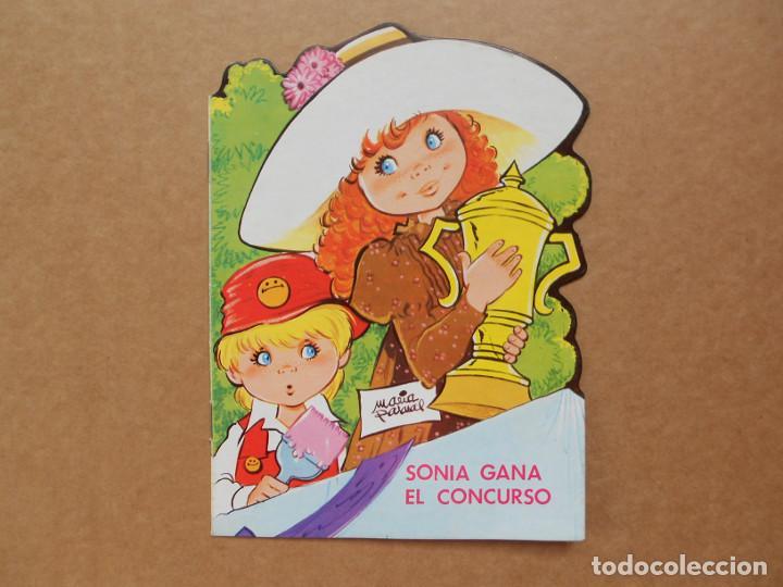 CUENTO TROQUELADO SONIA GANA EL CONCURSO TORAY MARIA PASCUAL 1978 (Libros Nuevos - Literatura Infantil y Juvenil - Cuentos infantiles)