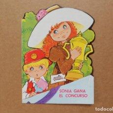 Libros: CUENTO TROQUELADO SONIA GANA EL CONCURSO TORAY MARIA PASCUAL 1978. Lote 158151978