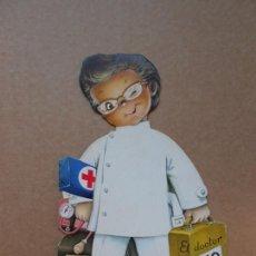 Libros: CUENTO TROQUELADO EL DOCTOR HAZO - EDIGRAF - 1974. Lote 158326646