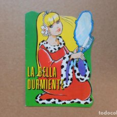 Libros: CUENTO TROQUELADO LA BELLA DURMIENTE - VILMAR - 1972. Lote 158328622