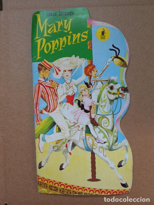 CUENTO TROQUELADO MARY POPPINS - EDITORIAL MOLINO - 1966 - WALT DISNEY (Libros Nuevos - Literatura Infantil y Juvenil - Cuentos infantiles)