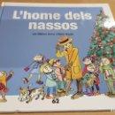 Libros: L'HOME DELS NASSOS / PER MÀRIUS SERRA I PILARÍN BAYÉS / COLECCIÓN LEGENDES DE CATALUNYA / NUEVO.. Lote 158856810