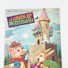 Libros: EL CASTILLO MISTERIOSO GRANDES ALBUMES EVA. Lote 159116242