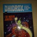 Libros: DHIDROX HUSTORIA DE UNA GOTA DE AGUA N8. Lote 160511928