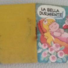 Libros: MINI CUENTO LA BELLA DURMIENTE. N.24, 1982. Lote 163786798