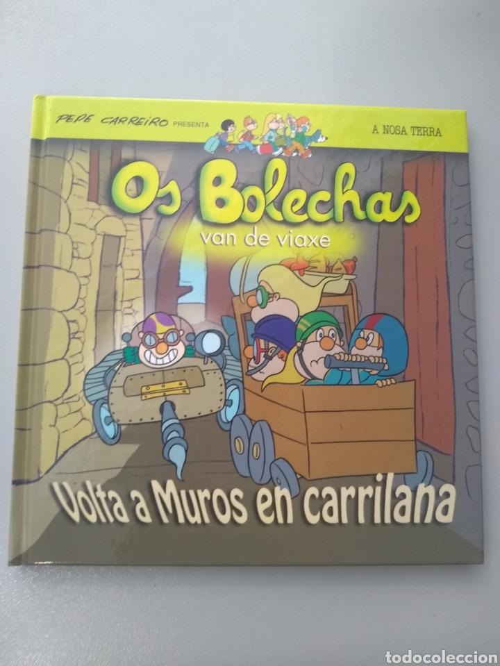 OS BOLECHAS. VOLTA A MUROS EN CARRILANA (Libros Nuevos - Literatura Infantil y Juvenil - Cuentos infantiles)