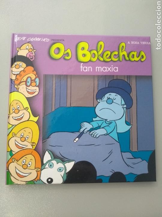 OS BOLECHAS . FAN MAXIA (Libros Nuevos - Literatura Infantil y Juvenil - Cuentos infantiles)