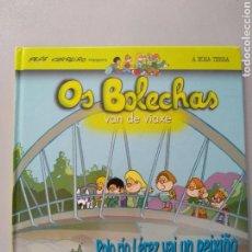 Libros: OS BOLECHAS. POLO RÍO LÉREZ VAI UN PEIXIÑO. Lote 168568412