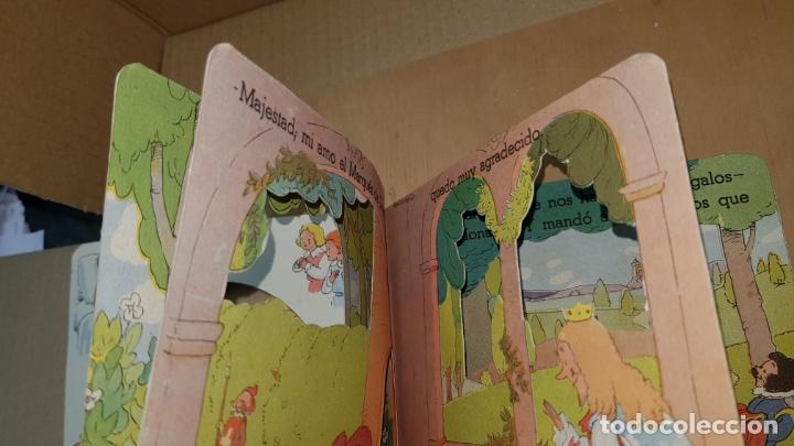 Libros: EL GATO CON BOTAS EDITORIAL ROMA COLECCION CIERTO DIA Nº8 CUENTOS PARA EL PEQUEÑIN - Foto 4 - 169280048