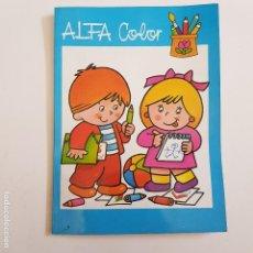 Libros: ALFA COLOR - CON BEL -. TDKC20. Lote 169461892