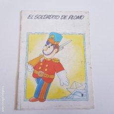 Libros: EL SOLDADITO DE PLOMO. TDKC20. Lote 169462084