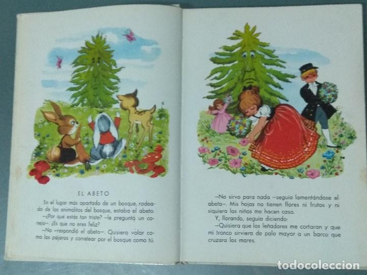 Libros: CUENTOS DE ANDERSEN. ILUSTRACIONES MARIA PASCUAL. Ed. Toray. 1974. - Foto 5 - 170451124