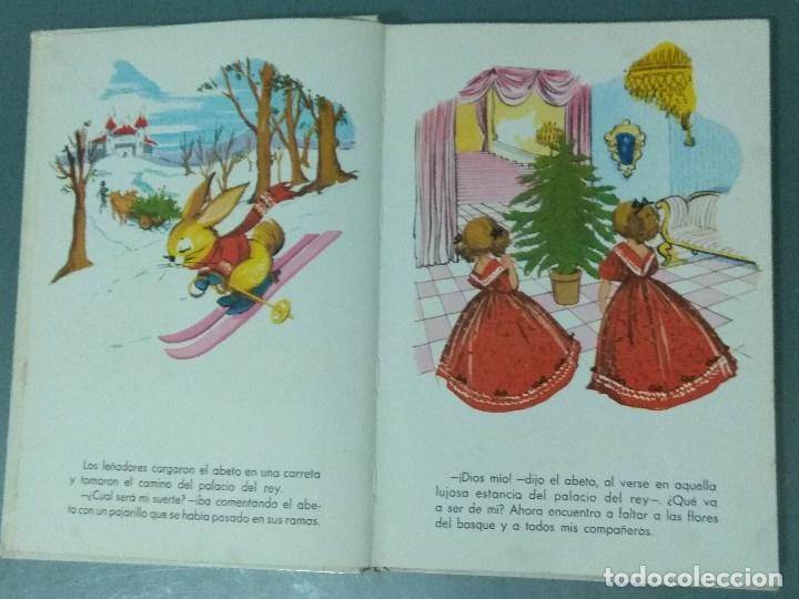 Libros: CUENTOS DE ANDERSEN. ILUSTRACIONES MARIA PASCUAL. Ed. Toray. 1974. - Foto 6 - 170451124