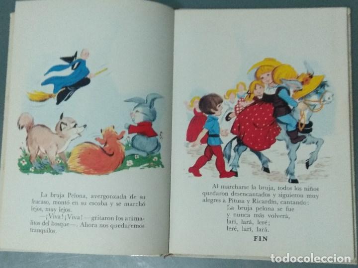 Libros: CUENTOS DE ANDERSEN. ILUSTRACIONES MARIA PASCUAL. Ed. Toray. 1974. - Foto 8 - 170451124
