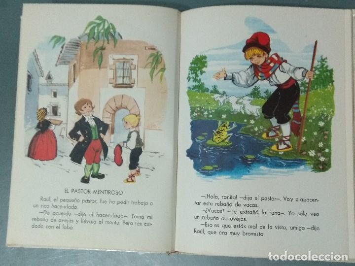 Libros: CUENTOS DE ANDERSEN. ILUSTRACIONES MARIA PASCUAL. Ed. Toray. 1974. - Foto 9 - 170451124