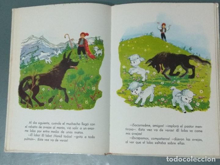 Libros: CUENTOS DE ANDERSEN. ILUSTRACIONES MARIA PASCUAL. Ed. Toray. 1974. - Foto 10 - 170451124