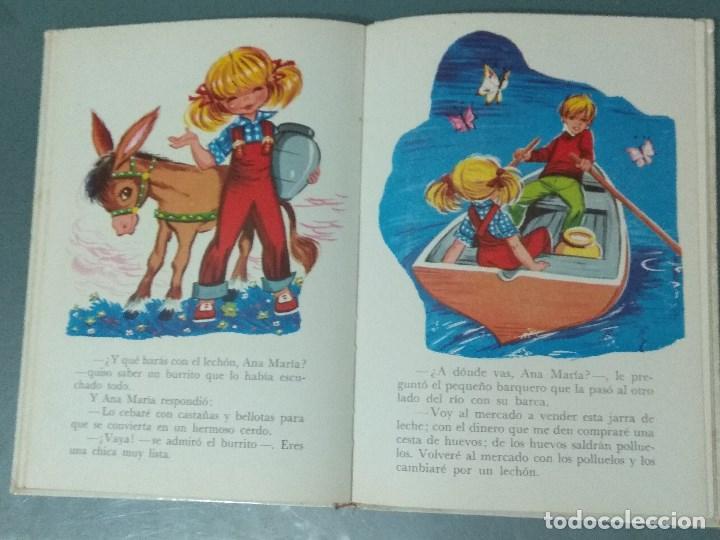 Libros: CUENTOS DE ANDERSEN. ILUSTRACIONES MARIA PASCUAL. Ed. Toray. 1974. - Foto 11 - 170451124