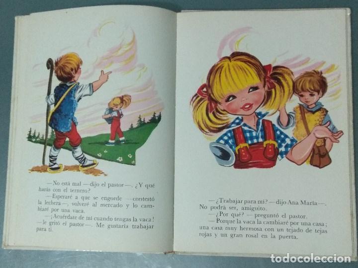 Libros: CUENTOS DE ANDERSEN. ILUSTRACIONES MARIA PASCUAL. Ed. Toray. 1974. - Foto 12 - 170451124