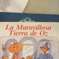 Libros: LA MARAVILLOSA TIERRA DE OZ - L. FRANK BAUM - Nº 115 - COL. NUEVO AURIGA - EDICIONES AURIGA, 1987.. Lote 170857110