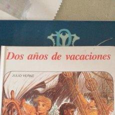 Libros: DOS AÑOS DE VACACIONES-JULIO VERNE-NUEVO AURIGA-Nº 116 1991. Lote 170857990