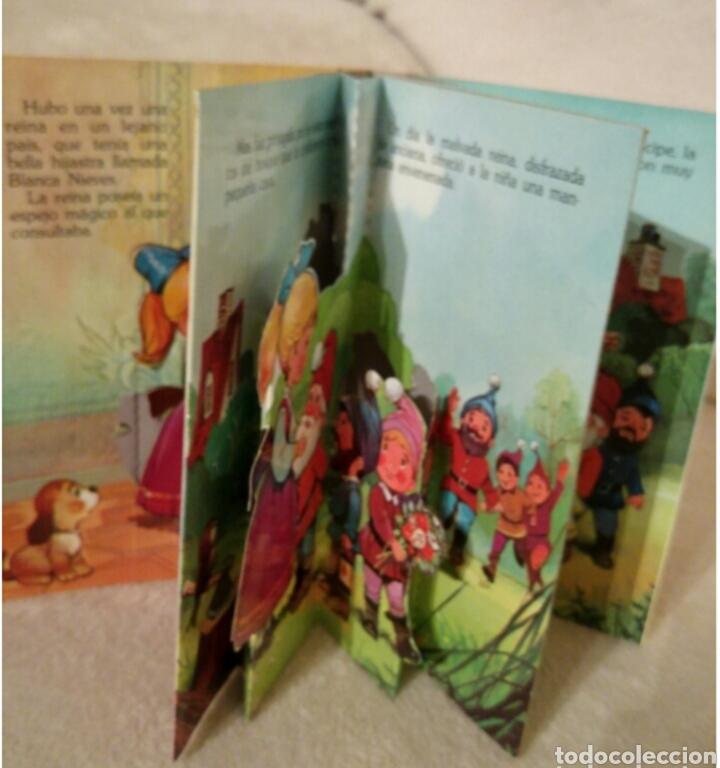 4 CUENTOS DESPLEGABLES COLECCIÓN ARCOIRIS (Libros Nuevos - Literatura Infantil y Juvenil - Cuentos infantiles)