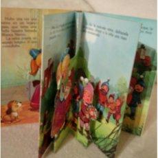 Libros: 4 CUENTOS DESPLEGABLES COLECCIÓN ARCOIRIS. Lote 170886909