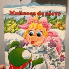 Libros: CUENTO INFANTIL PARRAMON PEQUEÑECOS - TELEÑECOS - MUPPETS. Lote 171065618