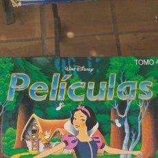 Libros: PELICULAS DE WALT DISNEY TOMO 4 COLECCION JOVEN. Lote 171447812