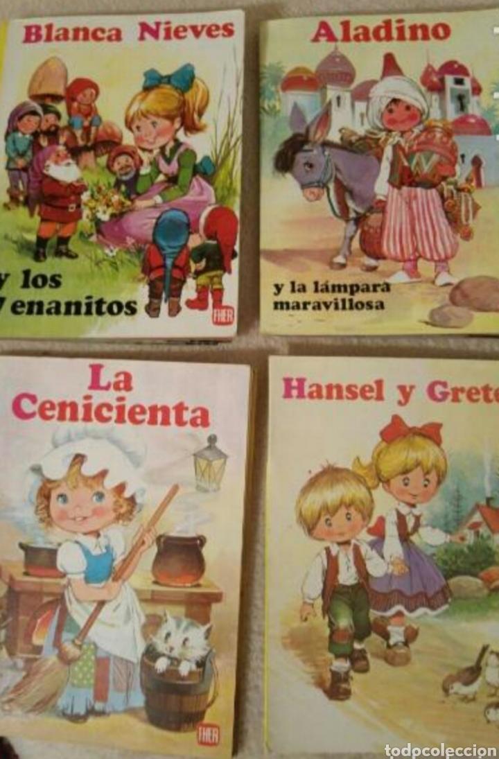 Libros: 4 cuentos desplegables colección arcoiris - Foto 2 - 170886909