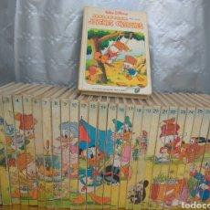 Libros: BIBLIOTECA DE LOS JÓVENES CASTORES WALT DISNEY 29 EJEMPLARES. Lote 174491580