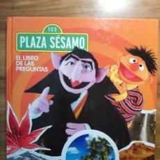 Libros: EL LIBRO DE LAS PREGUNTAS DE PLAZA SÉSAMO. LA NATURALEZA. Lote 175113312