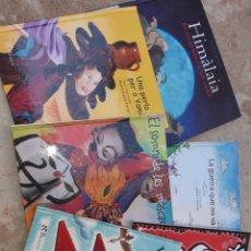 Libros: LOTE DE 6 CUENTOS EN VALENCIANO. Lote 175528549