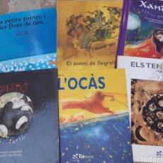 Libros: LOTE DE 6 CUENTOS EN VALENCIANO. Lote 175529614