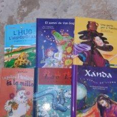 Libros: LOTE DE 6 CUENTOS EN VALENCIANO. Lote 175529937