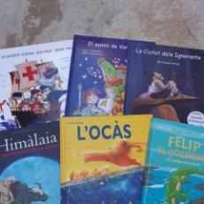 Libros: LOTE DE 6 CUENTOS EN VALENCIANO. Lote 175530265