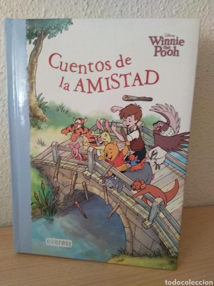 CUENTOS DE LA AMISTAD. WINNIE THE POOH. DISNEY (Libros Nuevos - Literatura Infantil y Juvenil - Cuentos infantiles)