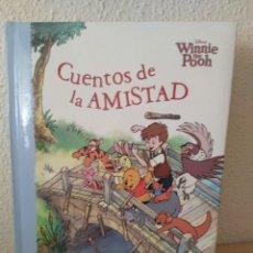 Livres: CUENTOS DE LA AMISTAD. WINNIE THE POOH. DISNEY. Lote 175688289
