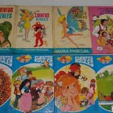 Libros: CUENTOS AZULES MARIA PASCUAL. Lote 175759119