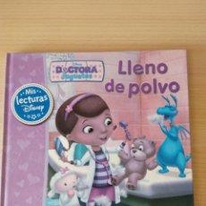 Libros: DOCTORA JUGUETES. LLENO DE POLVO. NUEVO. Lote 175897540