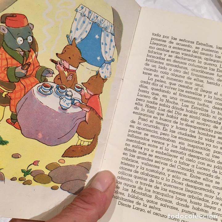 Libros: Los zorros plateados 1ª Serie Coleccion Campanillas - Foto 3 - 178245690