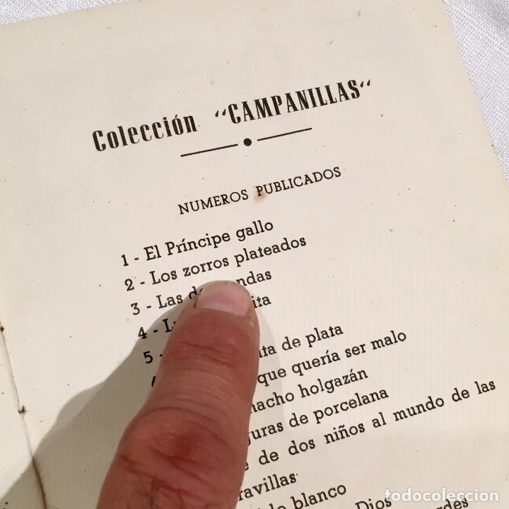 Libros: Los zorros plateados 1ª Serie Coleccion Campanillas - Foto 5 - 178245690