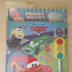 Libros: CARS ¡ENCIENDE EL MOTOR! DISNEY PIXAR NUEVO. Lote 178780882
