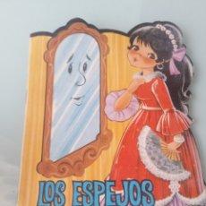 Libros: CUENTO LOS ESPEJOS MÁGICOS. Lote 178783007