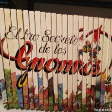 Libros: EL LIBRO SECRETO DE LOS GNOMOS. Lote 179084735