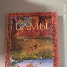 Libros: BAMBI. Lote 180507272